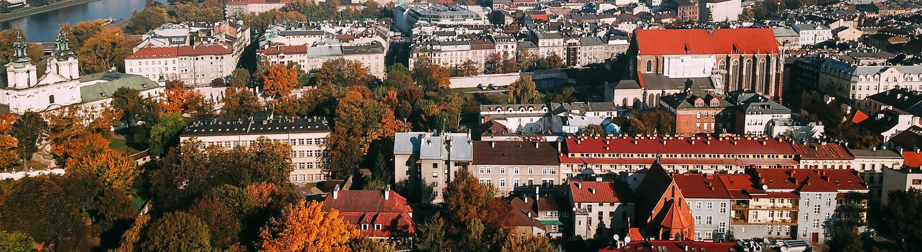 Krakow-panorama