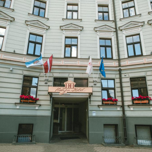 Riga- Hanza Hotel