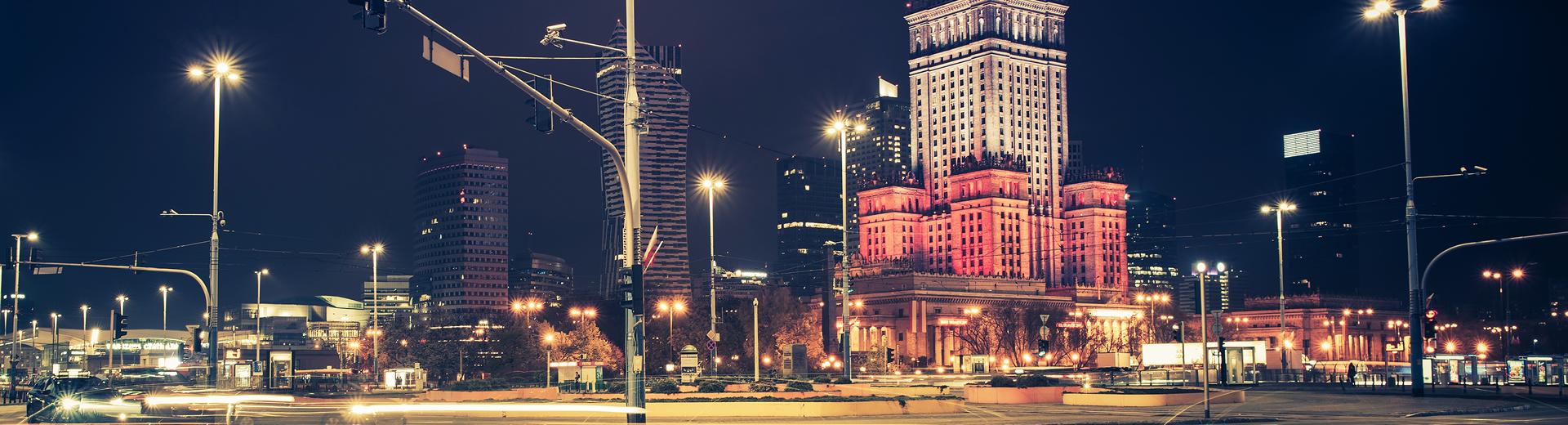 Warsaw-panorama