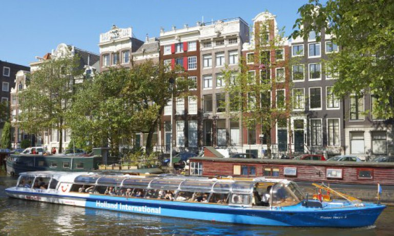 Amsterdam Canal One hour highlights cruise
