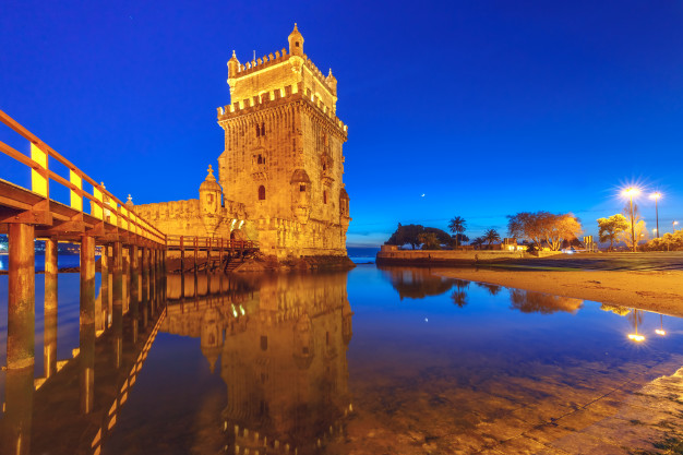 Lisbon By Night Tour