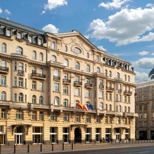 Warsaw- Polonia Palace